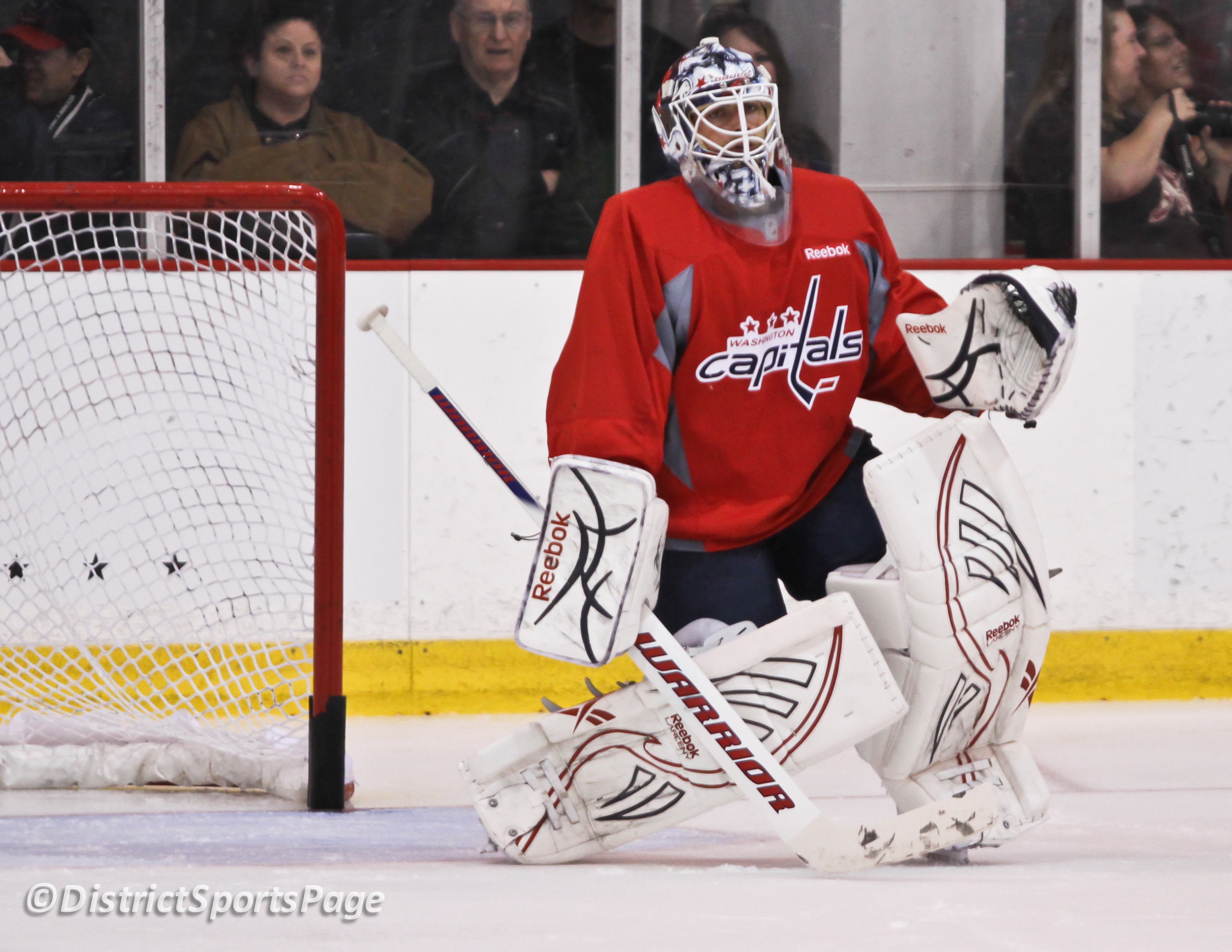 Washington Capitals Game 74 Re Cap Goalie Controversy Brewing After Strong Holtby Start In Loss To Flyers