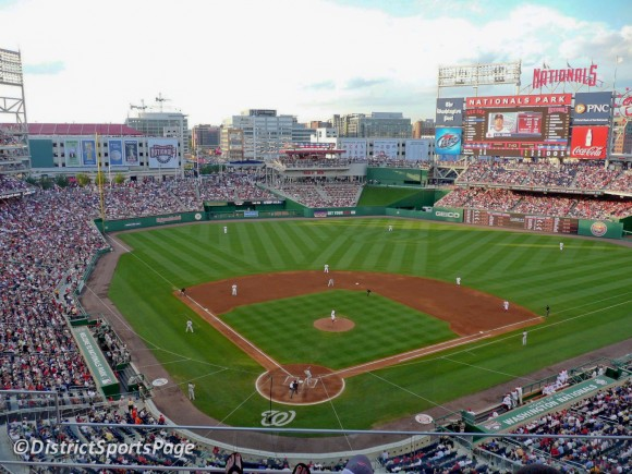 Washington Nationals Standing Room Only Tickets For Post Season