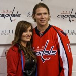 Hockey &#039;N Heels 2011 - Photo Session with Nicklas Backstrom (Photo by Cheryl Nichols)