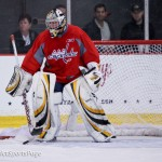 Philipp Grubauer at Caps 2011 Training Camp (Photo by Cheryl Nichols)