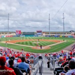 Roger Dean Stadium - Spring Training Facility to St. Louis Cardinals and Miami Marlins (Cheryl Nichols/District Sports Page)