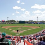 Space Coast Stadium-Spring Training Home of the Washington Nationals (Cheryl Nichols/District Sports Page)