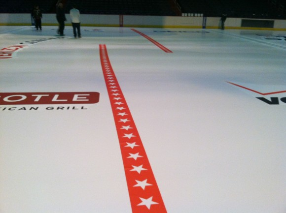 Verizon Center ice 008