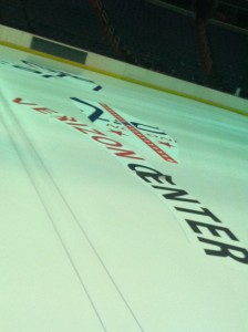 Verizon Center ice 010