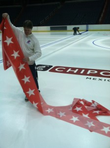 Verizon Center ice 038