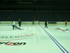 Verizon Center ice 044
