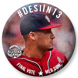 Desmond All-Star Final Vote Logo