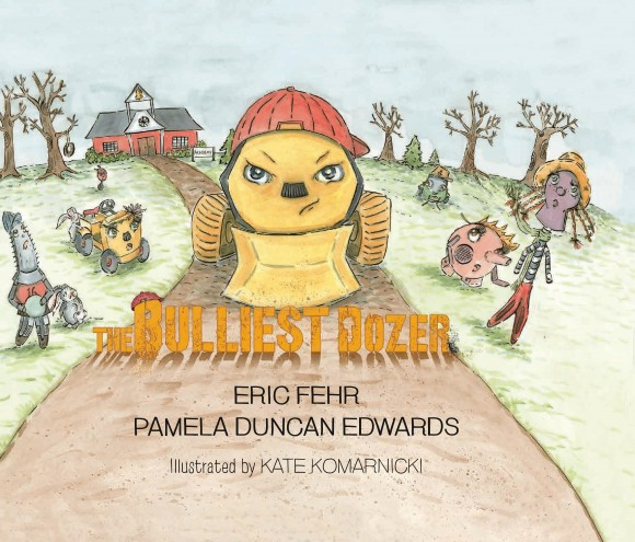 The Bulliest Dozer, co-authored by Washington Capitals forward Eric Fehr and Pamela Duncan Edwards, will be available for $10 beginning Thursday, Oct. 9, at Capitals home games, at WashingtonCaps.com and at the Washington Capitals Team Store at Kettler Capitals Iceplex and at the Team Store at Verizon Center. (Photo Courtesy of Washington Capitals)