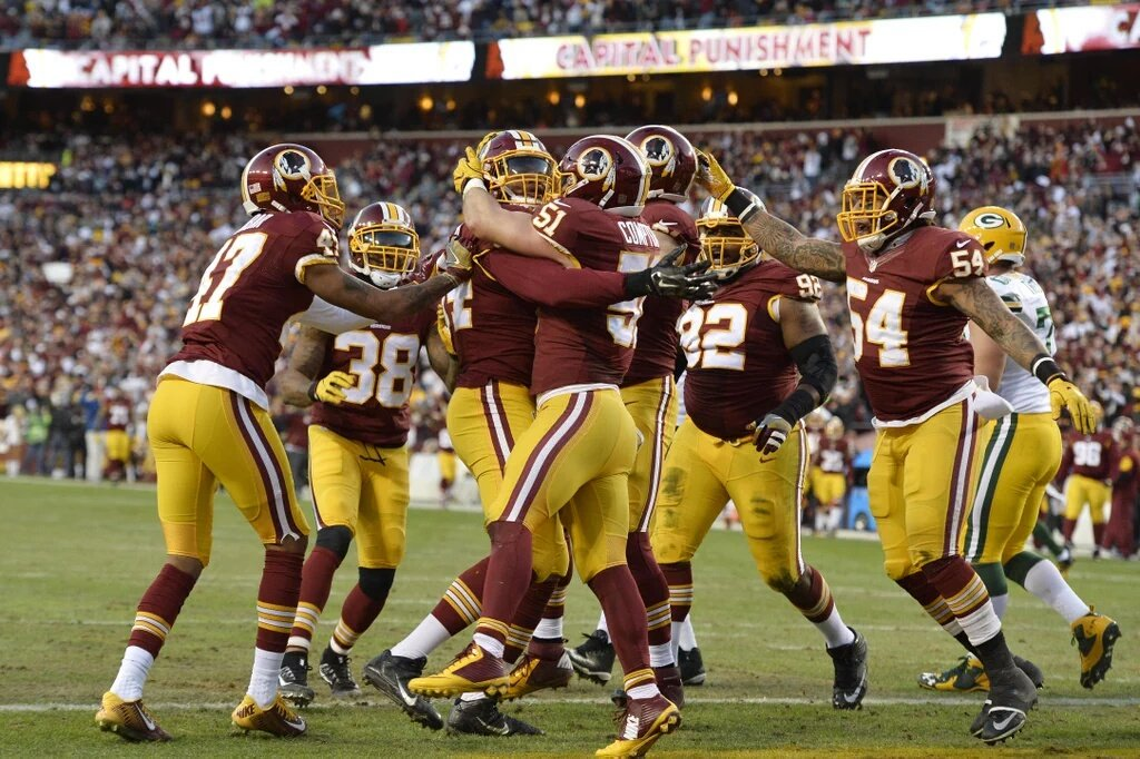 NFL Jerseys Nike - Washington Redskins: Everything you need to know from ��Clean Out ...