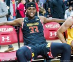 Diamond Stone at Maryland Madness